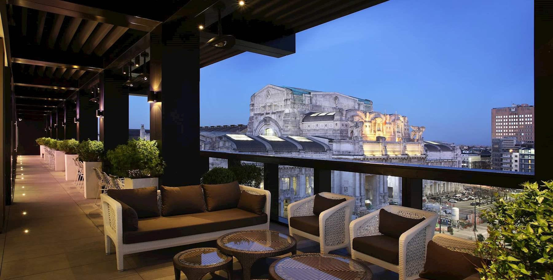 Terrazza Gallia Rooftop Bar Milano