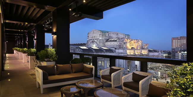 terrace rooftop